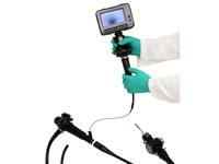 Video Inspection Scope with Display