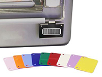 Interchangeable Insert Tags