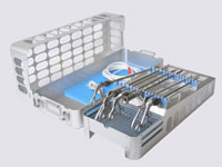 Bariatric Laparoscopic Tray
