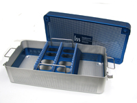 Customizable Laparoscopic  ProTech® Trays