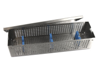 "Stainless Scope Trays with Secur-Its<span class=""tm"">&#8482;</span>"