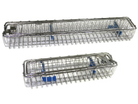 Stainless Steel Wire Scope Trays