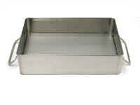 Perforated Stainless Steel Trays