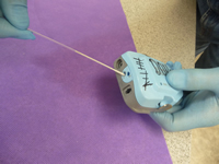 Inspect the Cleanliness of Surgical Robotic Arms 
